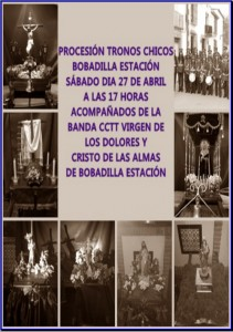 cartel tronos chicos 2013