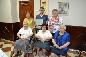 Celebración del fin de curso 2012-2013 Maria Zambrano Bobadilla Estación