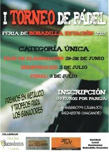 torneo padel2015
